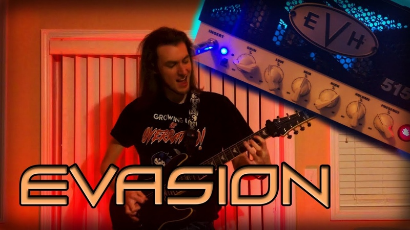 Evasion || EVH 5150 III LBX Review New Original Song!