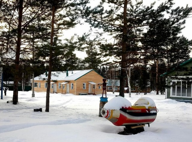 Лагерь «Лосенок»
