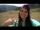 В горах Григорьевское ущелье Кыргызстан