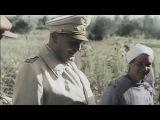 Отрывок из документального фильма, повествующий о событиях второй мировой войны. О том как встречали Немецко-Фашистские войска на Украине