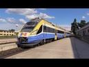 Дизель поезд Д1М 004 на ст Кишинёв D1M 004 DMU at Chisinau station