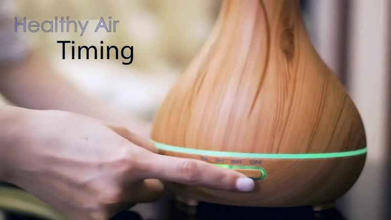 Ультразвуковой увлажнитель воздуха арома Healthy Air