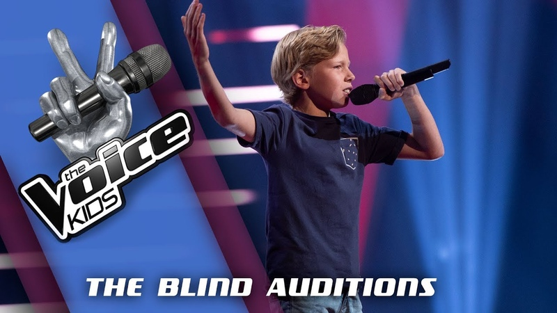 Wolf – We Are The Champions | The Voice Kids 2019 | The Blind Auditions