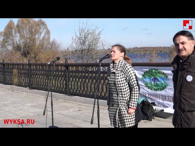Экологи Владимирской области выступили против строительства полигона в Туртапке