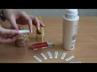 Акустомагнитные защитные этикетки - защита товара от краж в магазинах косметики antikrazka.com