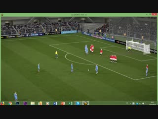 FIFA 15. El Kaddouri (Torino 3-0 Bari)