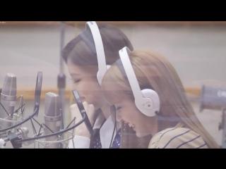 180618 JENNIE & LISA @ KBS Cool FM Volume Up Radio