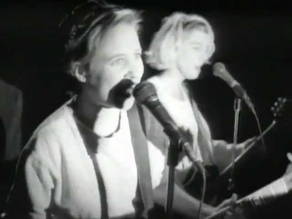 Throwing Muses Counting Backwards Official Video