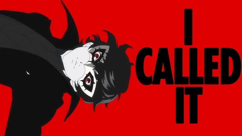 I CALLED IT - Joker in Smash Bros. Ultimate Reaction