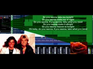 Modern Talking, Do you wanna, Instrumental, karaoke, lyrics, 2013,