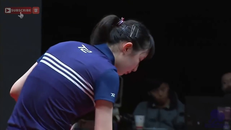HAYATA Hina Vs SZOCS Bernadette | Table Tennis | Hina Hayata | SZOCS Bernadette | Grand Final TT