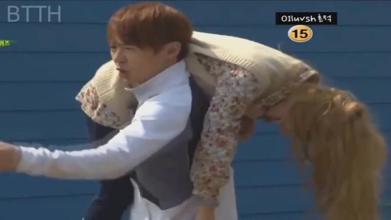 HyoYeon (SNSD) Funny Moments - Part 3