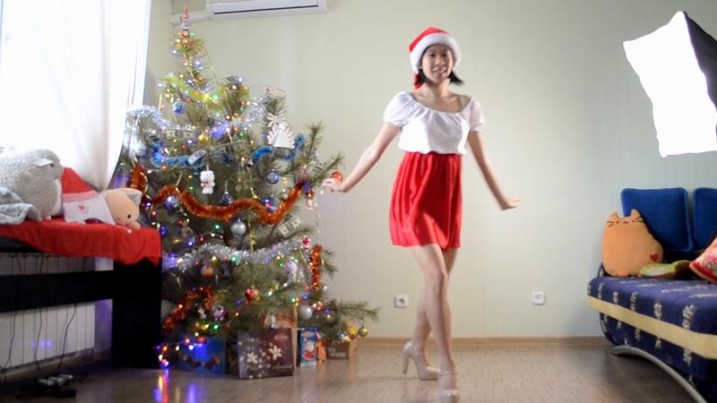 Jingle Bell Rock - Mean Girls Dance Cover By Lola Misala