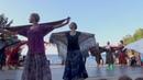 Русский танец с платками