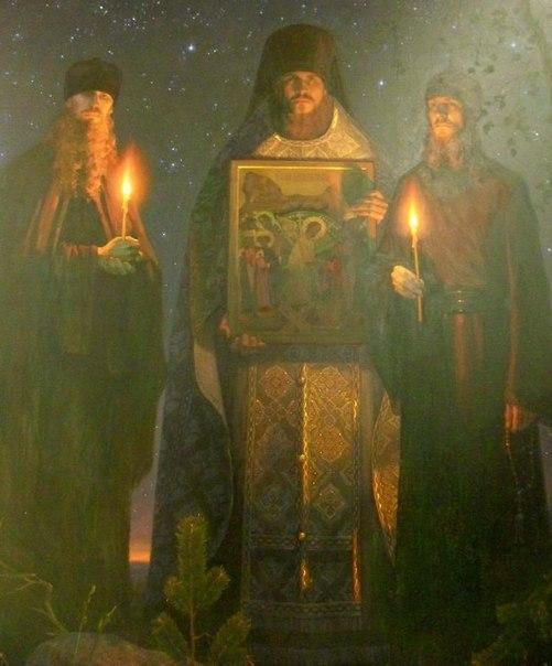 Оптинские Новомученики