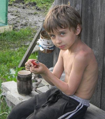 Егор Кузовенков, 4 июля , Санкт-Петербург, id227143126