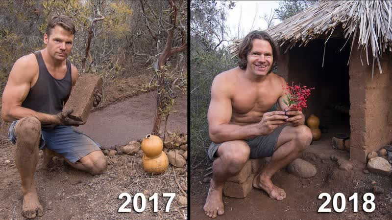 [Chad Zuber] First Primitive Year at the Hut