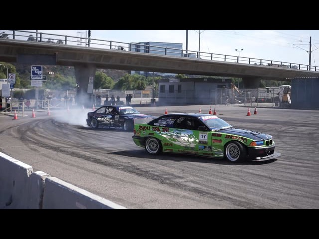 EAF X Drift Competition
