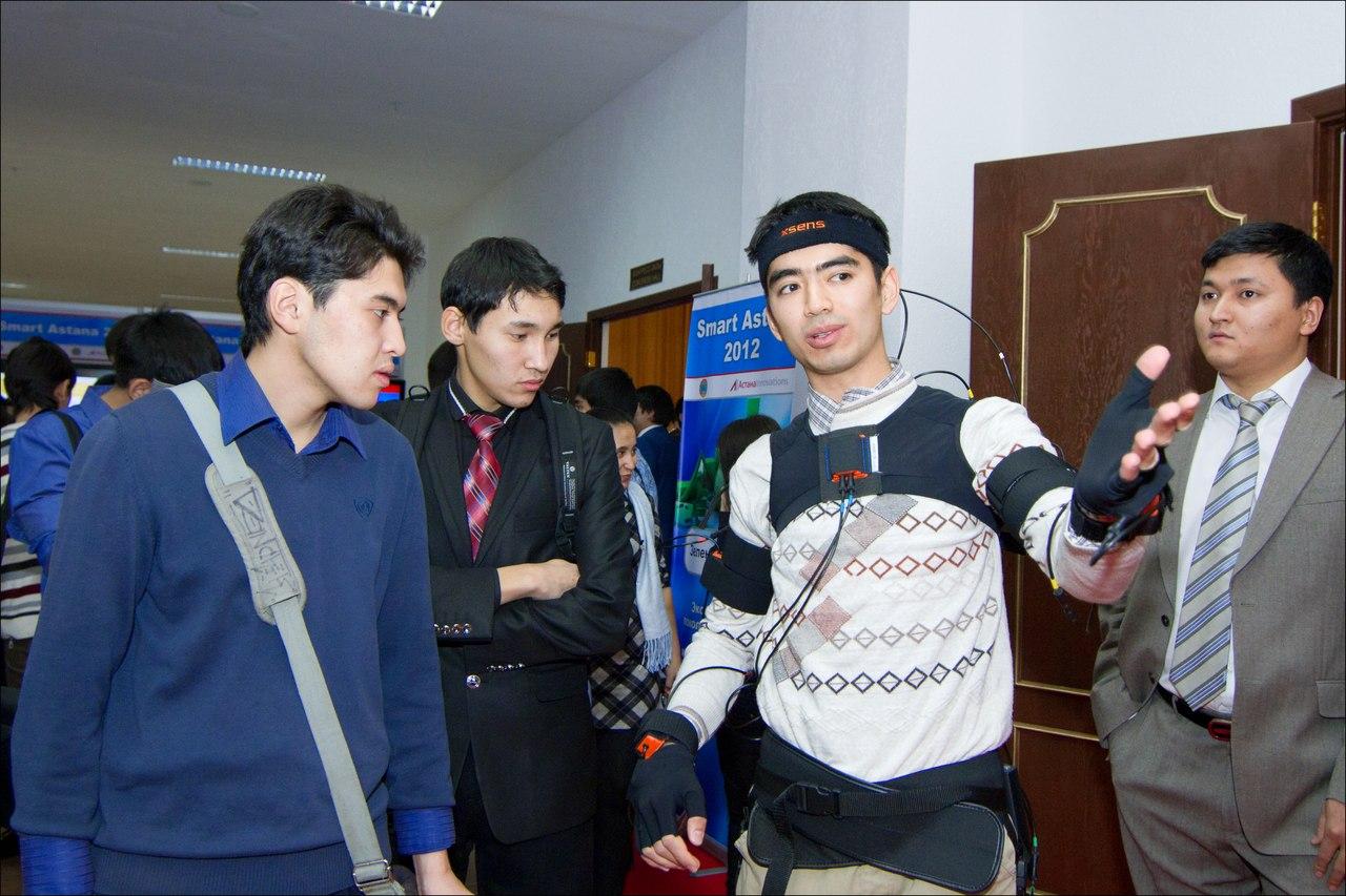 Smart Astana 2012