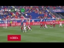 NYRB DAL offside situation