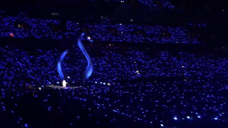 Taylor Swift - Haunted (Acoustic) (Live at Reputation Stadium Tour, Landover)