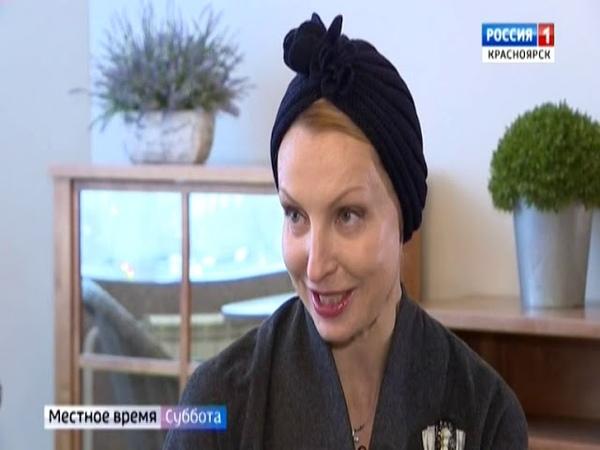 Вести.Интервью: народная артистка России Илзе Лиепа