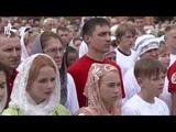 Проповедь Патриарха Кирилла в день памяти св. блгв. Петра и Февронии