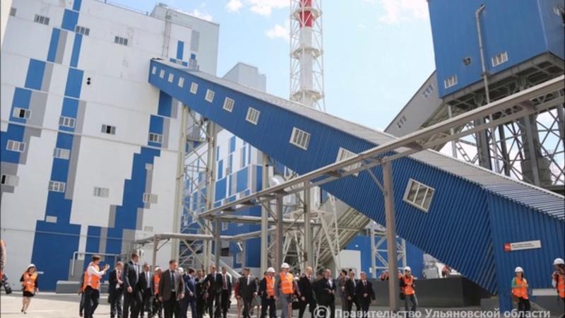 Ульяновск о новом Сенгилеевском заводе высокотехнологичное