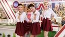 Промоутеры модели девушки на выставках от агентства Промо персонал