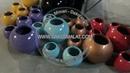 Minik ve çok özel renkli fiber üretim saksılarımız