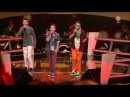 Stepan, Theodore Noah - Treasure - The Voice Kids Germany (Battles 2) 25.4.2014 HD