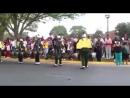 Парад и танцы дикой Африки
