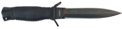акела нож «акела» разработан по заказу собр как «полицейский» нож. отличительной особенностью является его небольшой размер, который позволяет работать в стесненных городских условиях, людных
