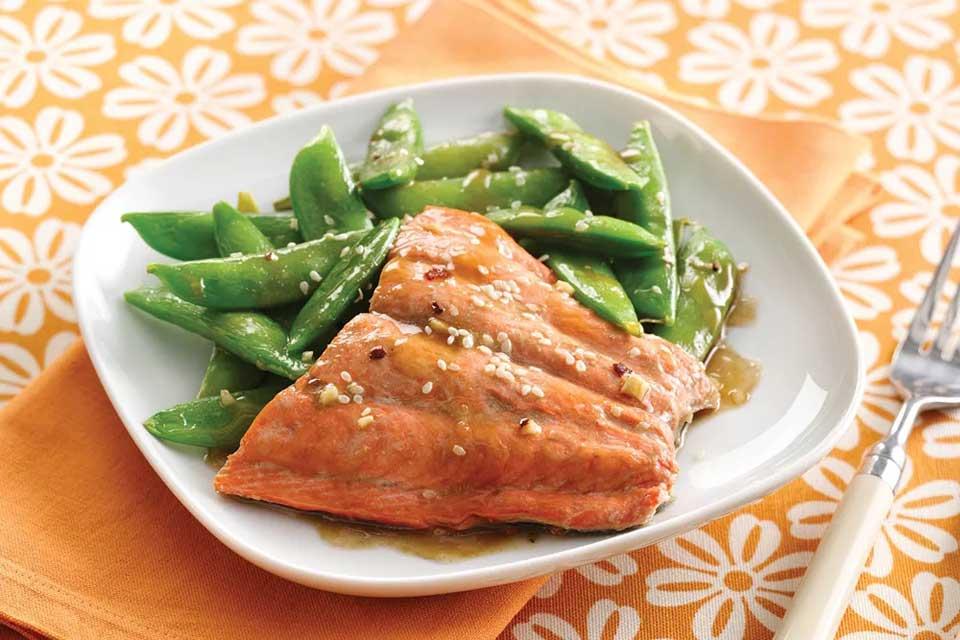 рыба повышающает метаболизм