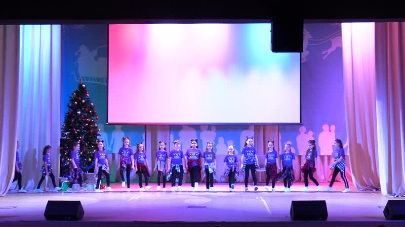 НОВОГОДНИЙ СТОЛ YOUDANCER 2018/ педагог Закирова Альбина/ Dancehall kids beginners