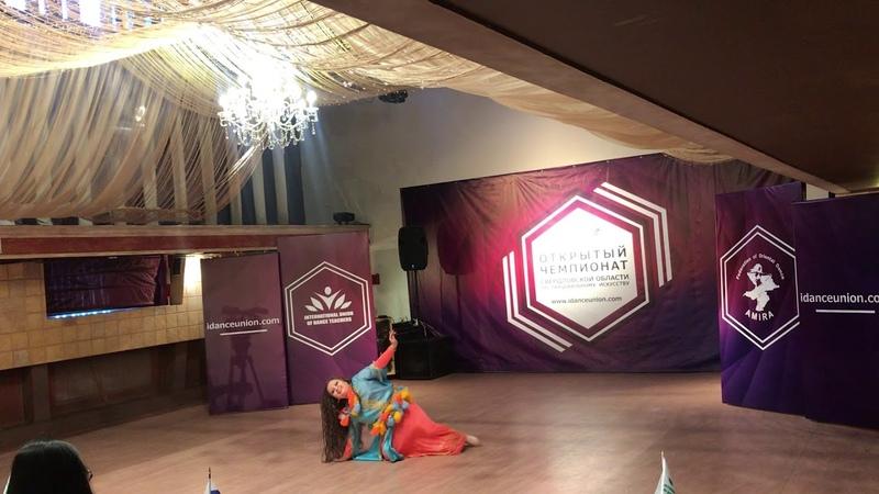 Pearlsekb Renata Hatmullina Marocco IDance Union Championship 27 1 19