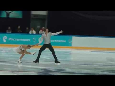 Boikova/Kozlovskiy Open Skates FS Бойкова/Козловский ПП Контрольные прокаты