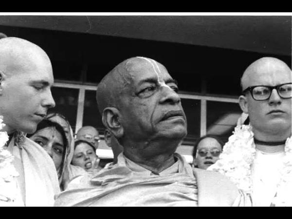The Speaker of the Bhagavad gita is Lord Sri Krishna Prabhupada 1058
