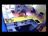 Одесский врач устроил мордобой в автопрокате (10 мая 2016)