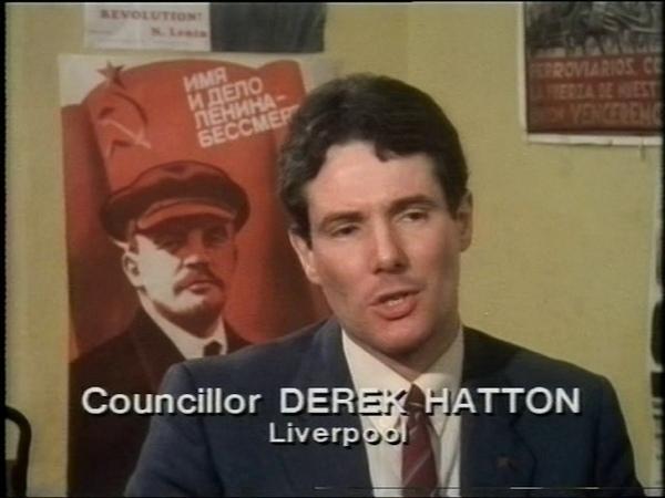 Militant Labour British Labour Party TV Eye 1981