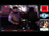 DJ XANDER JAMES - DEEP TECH HOUSE - LIVE SESSION 011 - www.redcircle.lat