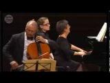 MARIA JOAO PIRES &amp ANTONIO MENEZES PLAY BEETHOVEN CELLO SONATA Op 5 N