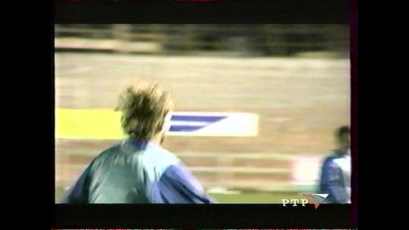 Анонс программы «Футбольные войны» (РТР, июнь 2002)
