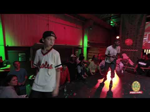 HipHop Kingz Festival 2018 | Filo ( IT ) vs Eugene ( FR ) FINAL 1 vs 1 Hiphop