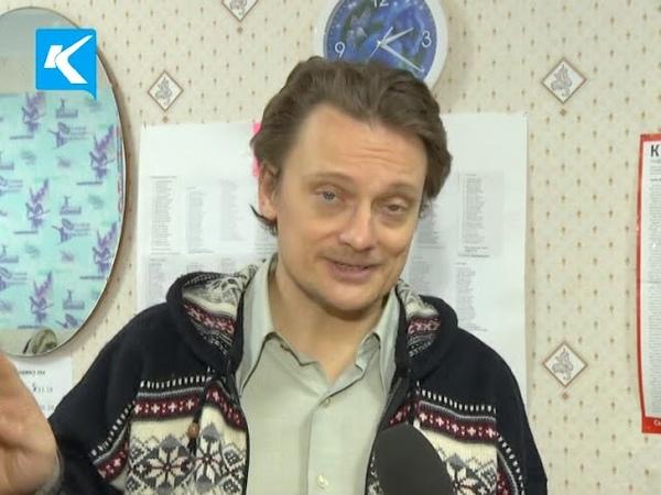 03 12 2018 Режиссер и публицист Василий Яцкин в Киселевске