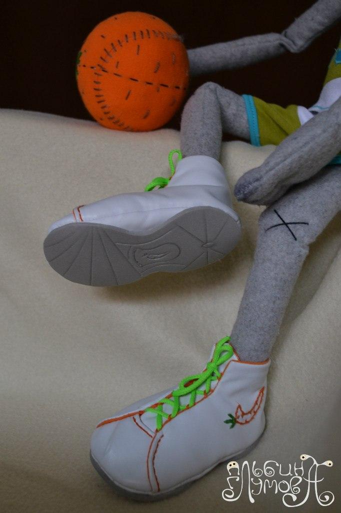кросовки для куклы