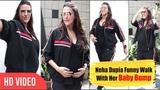 Pregnancy Ko Is Kadar Enjoy Kar Rahi Hain Neha Dhupia No Filter Neha
