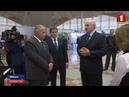 Александру Лукашенко продемонстрировали новинки отечественного производства