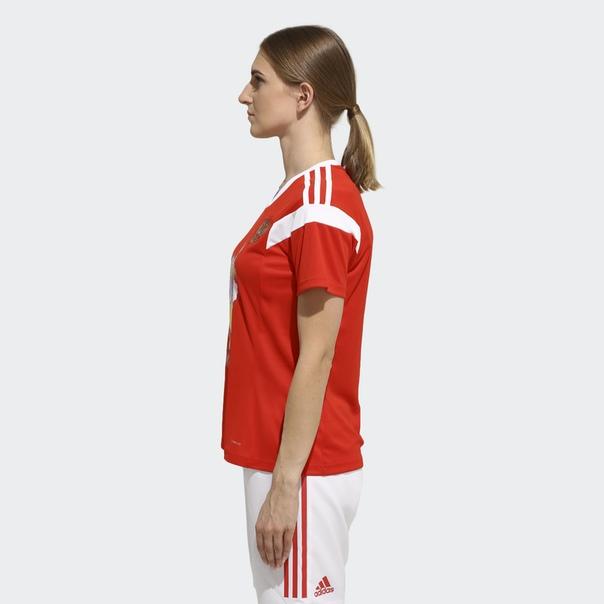 Футболка World Cup by adidas x Ирина Горбачева