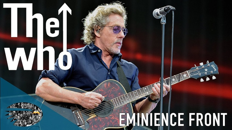 The Who - Eminence Front (Hyde Park 2015)